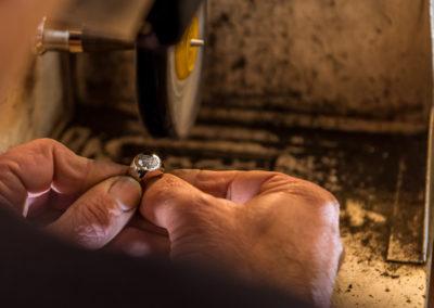 incisioni gioielli lavoro