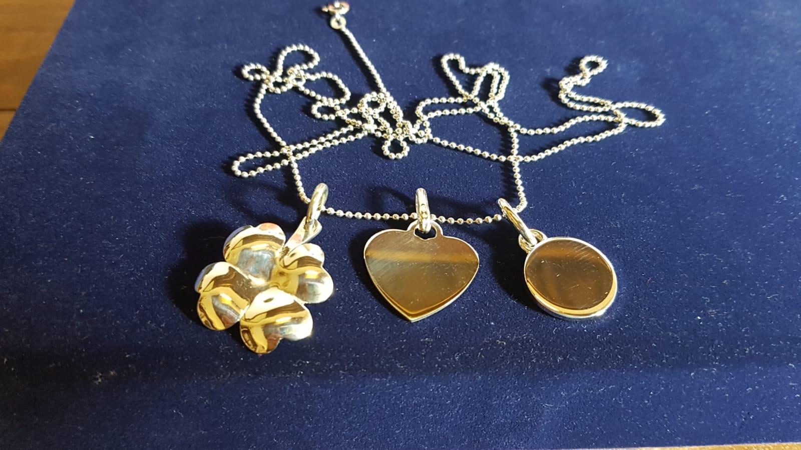 Idea per san Valentino di gioielli Otello Santucci novità 2020